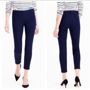 J.Crew Minnie Pant Navy blue size 8